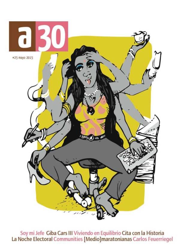 Almansa 30Días número de mayo 2015
